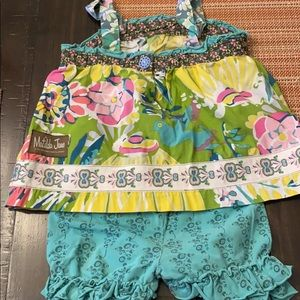Matilda Jane two piece set